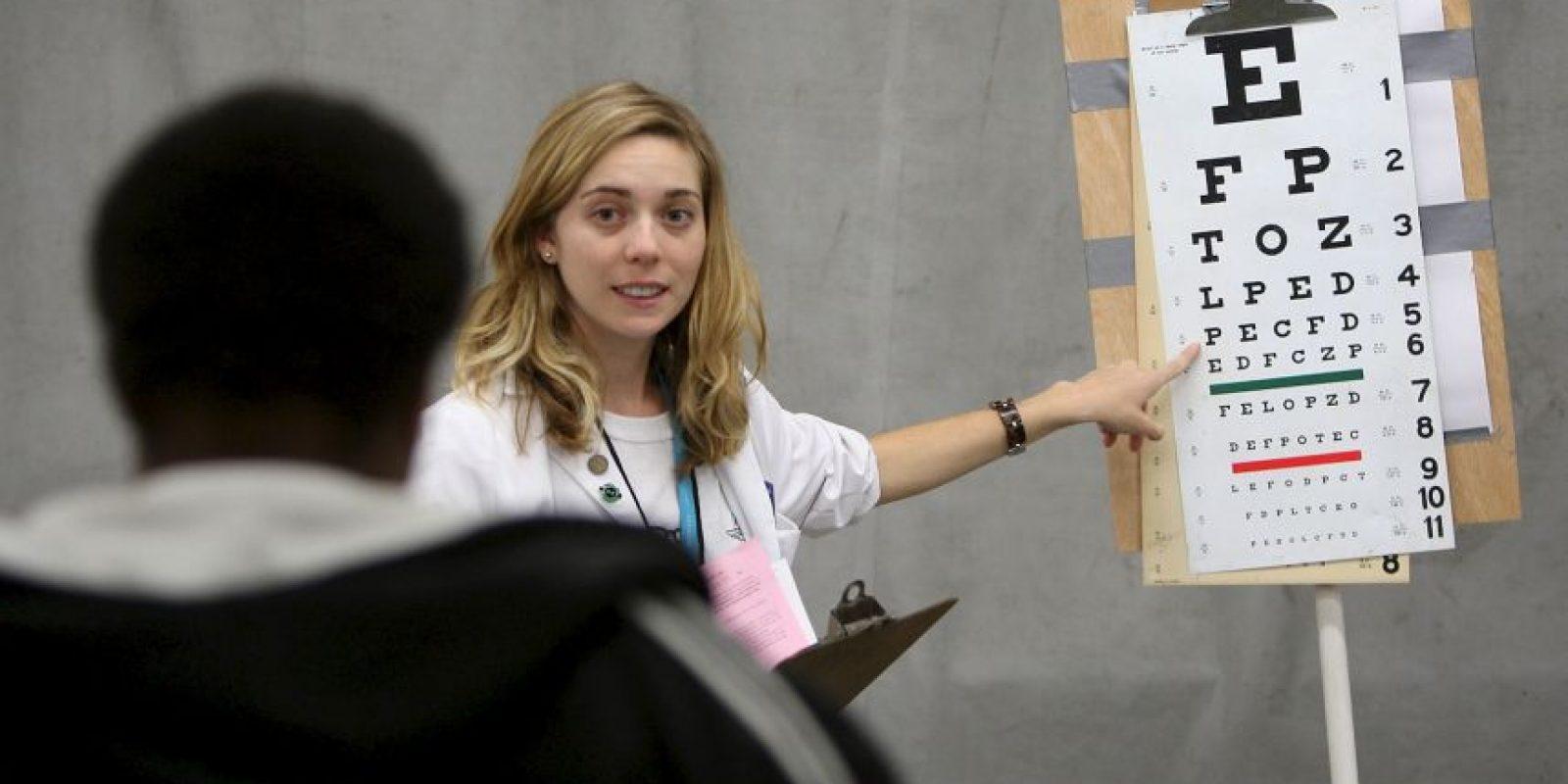 Los exámenes médicos son una constante Foto:Getty Images