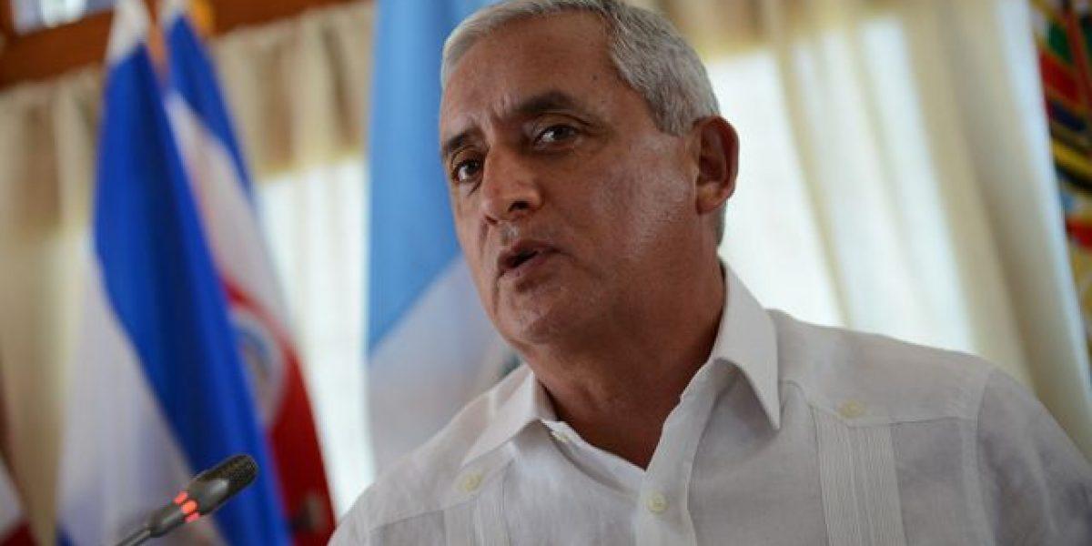 Presidente asegura que ha anulado negociaciones con un banco de Brasil
