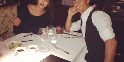 Irina Shayk es la novia de Cristiano Ronaldo. Foto:instagram.com/cristiano