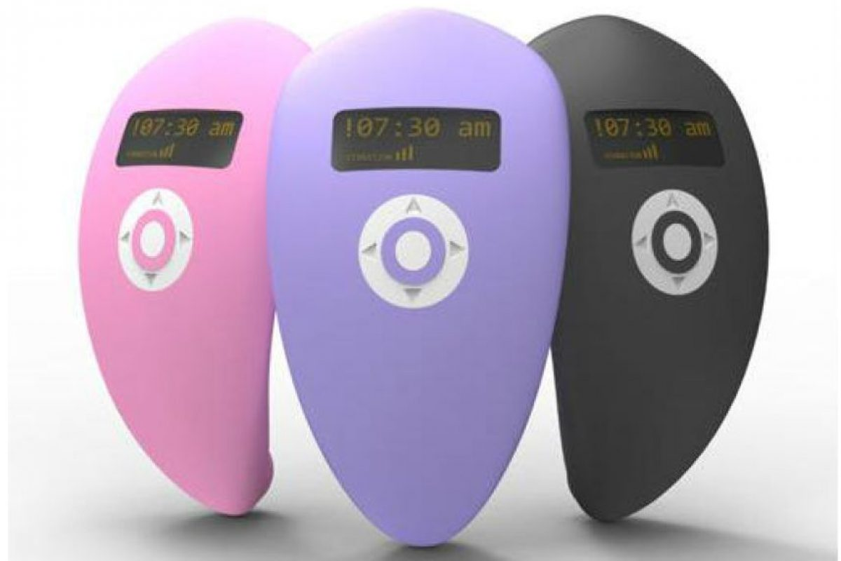 Wake-Up Vive: ¡Adiós alarmas! Programa la hora en la que quieres despertar y de muy buen humor, y coloca este dispositivo en tu ropa íntima antes de dormir. Además, podrás seleccionar entre sus seis modos de vibración. Foto:Captura