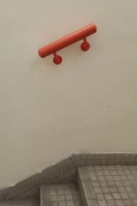 El pasamanos más útil Foto:recreviral
