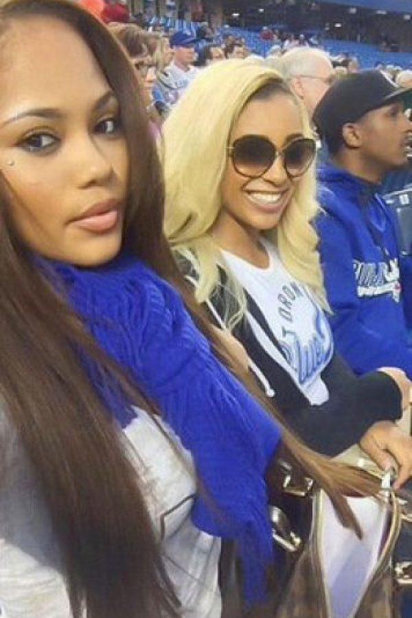 Race Mitchell y Ashley Henderson suelen ir a las arenas para ver a su novio Foto:Instagram: @louwillville