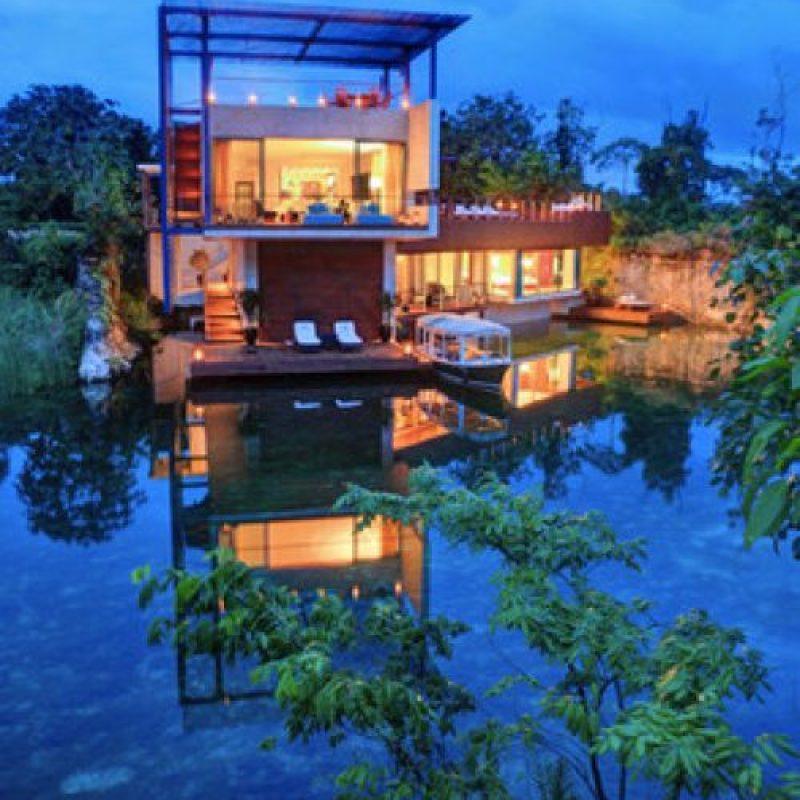 Casa Laguna Suite en Rosewood Mayakoba Foto:Agencias