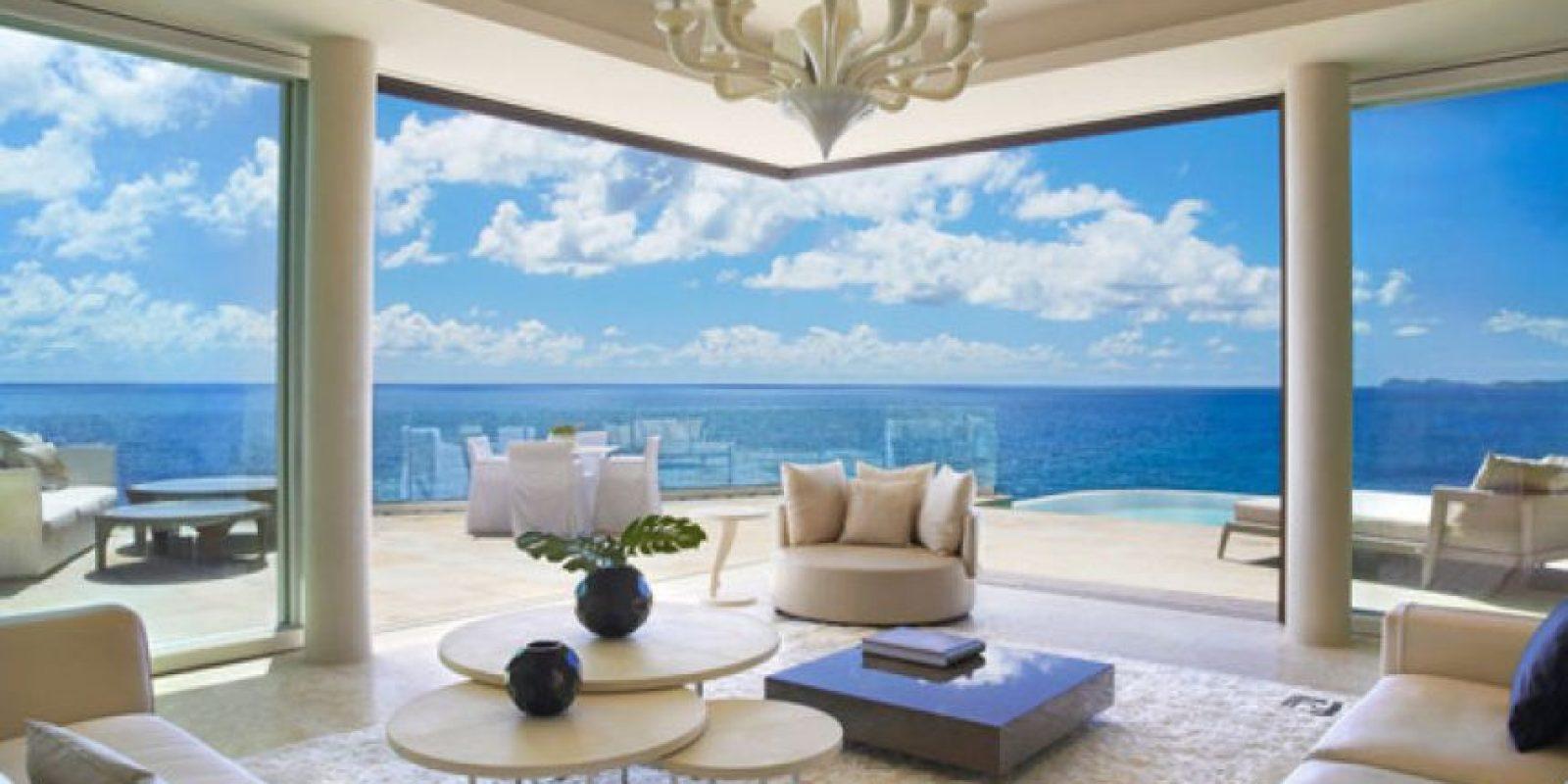 Casa Suite Fendi en la Bahía Oil nut Foto:Agencias