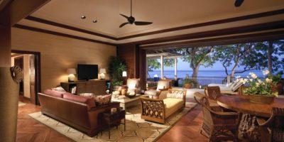 Villa presidencial Hawaii Loa en Hualalai Foto:Agencias