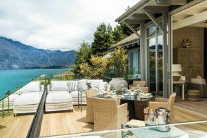 Matakauri Lodge en Nueva Zelanda Foto:Agencias
