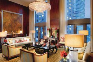 Mandarin Suite en el Mandarin Oriental: Foto:Agencias
