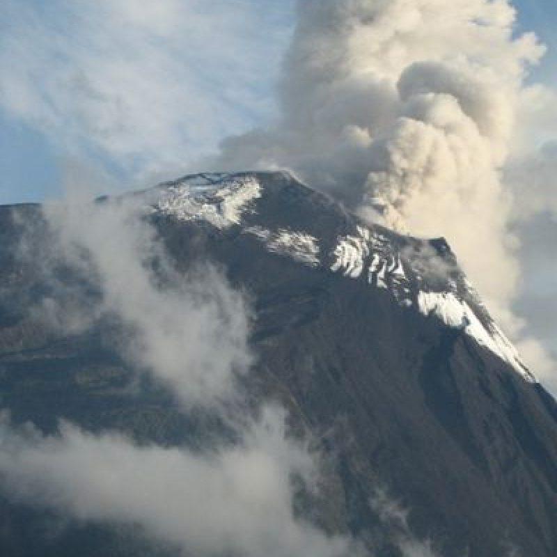 Su violencia se relaciona con la acidez de las lavas y con la riqueza de estas en gases oclusos. Foto:Wikimedia