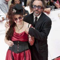 La historia de Tim Burton y Helena Bonham Carter llega a su fin Foto:Agencias