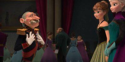 """""""Rapunzel"""" también está invitada a la coronación de Elsa. Foto:Facebook/Frozen"""