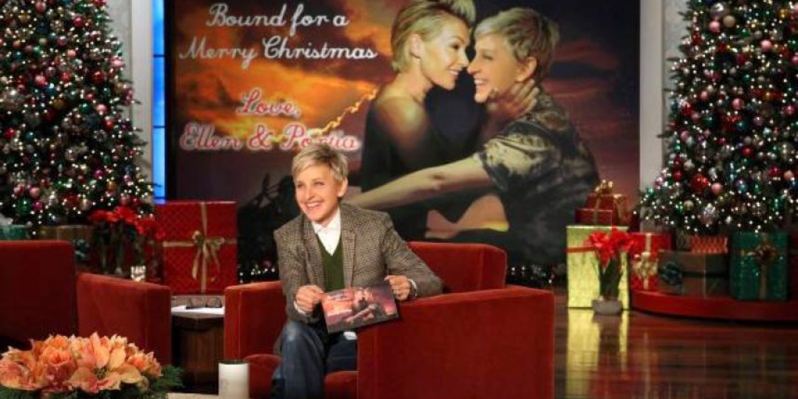 Foto:Twitter/Ellen DeGeneres