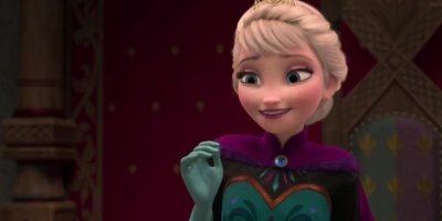 Está película tardó 10 años para poder estrenarse Foto:Facebook/Frozen