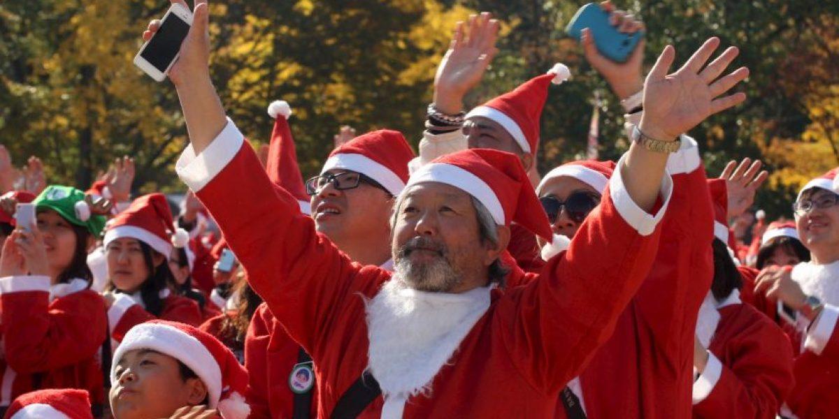 Cinco extrañas maneras de celebrar la navidad en el mundo