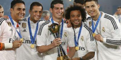 Navas ganó recientemente el Mundial de Clubes con el Real Madrid. Foto:EFE