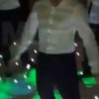 Y también llamó la atención con sus pasos de baile Foto:Youtube: Copa Caribe