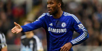 Los Blues del video: Didier Drogba Foto:Getty Images