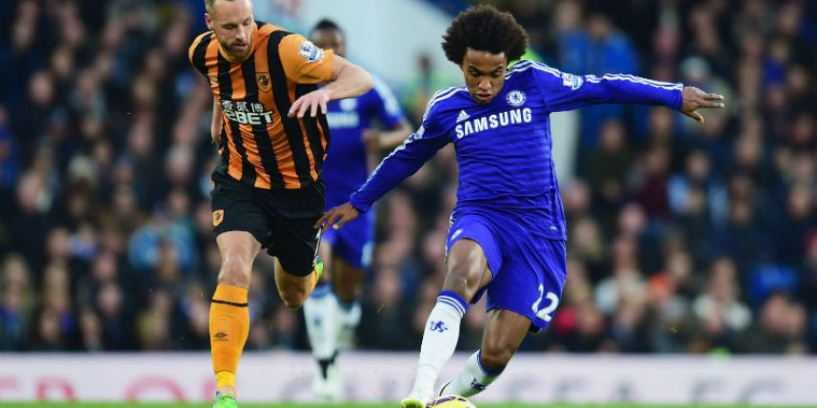 Willian Foto: Getty Images