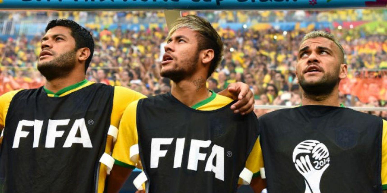 El brasileño mandó sus mejores deseos a sus seguidores Foto:Getty
