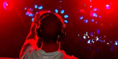 Él trabaja como DJ Foto:Instagram: @ronald_lima