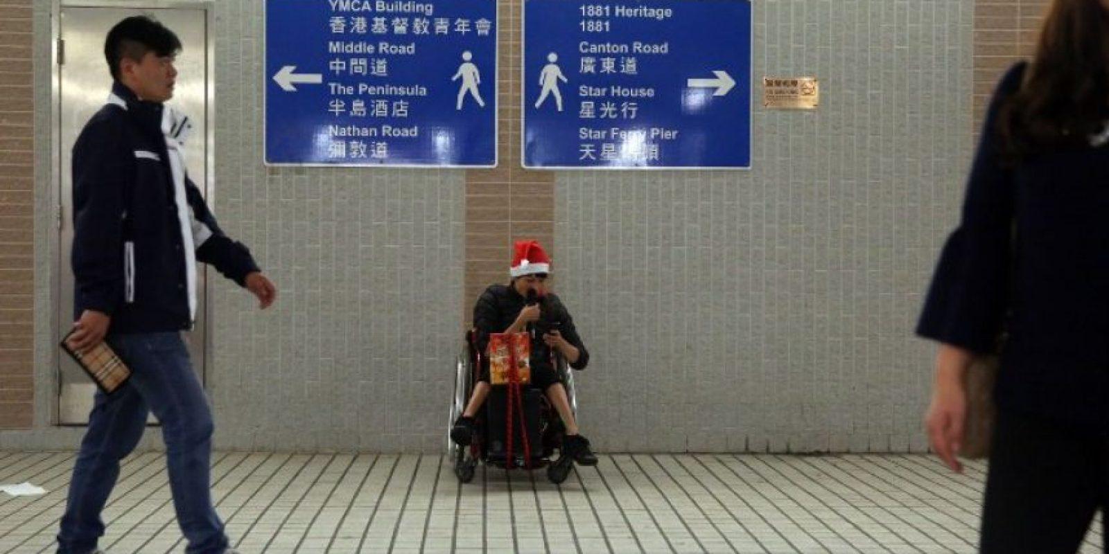 Hong Kong Foto:AFP