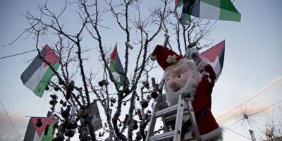 Palestina Foto:AP