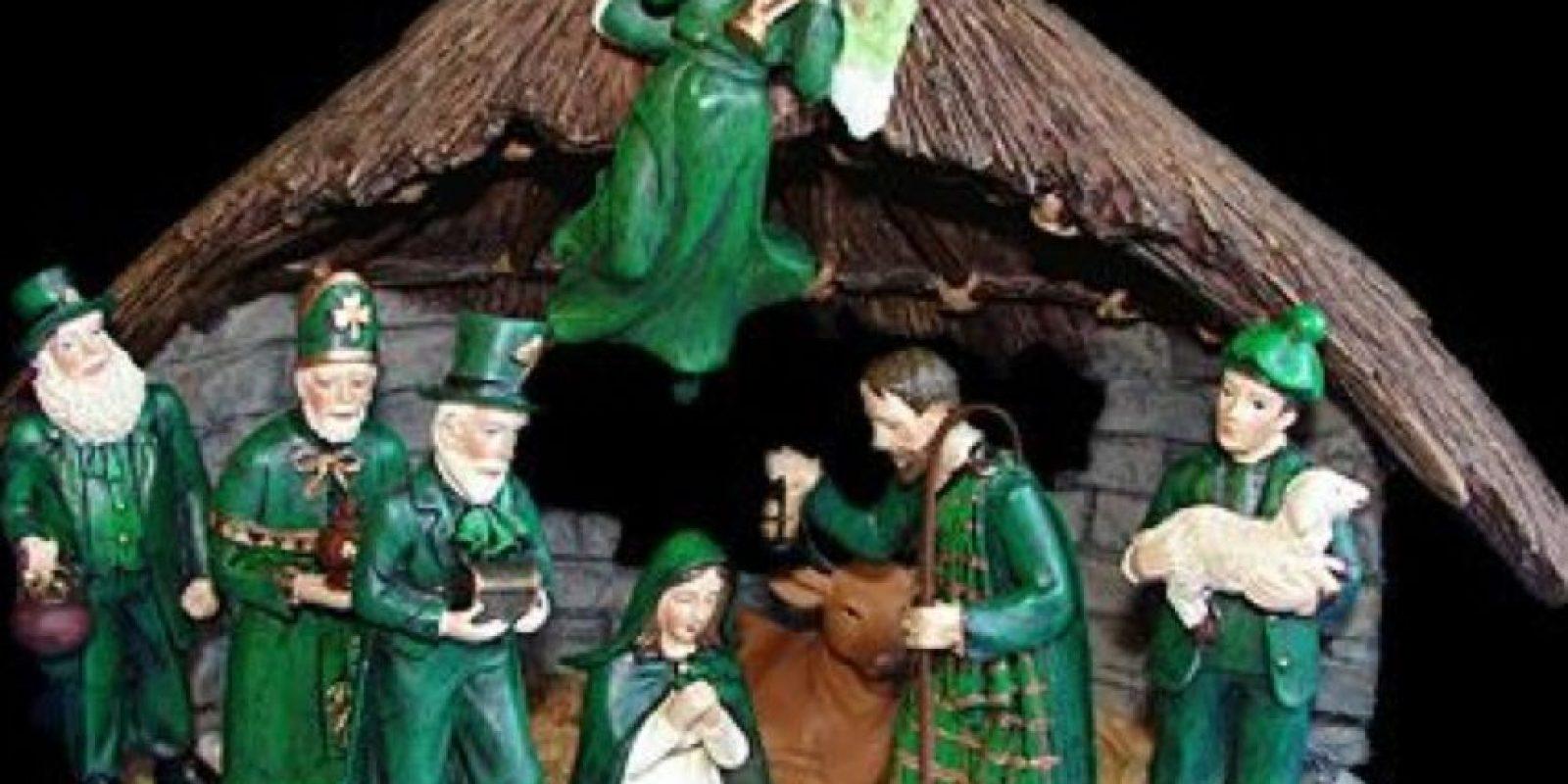 ¿Por qué no al estilo irlandés? Foto:Reddit