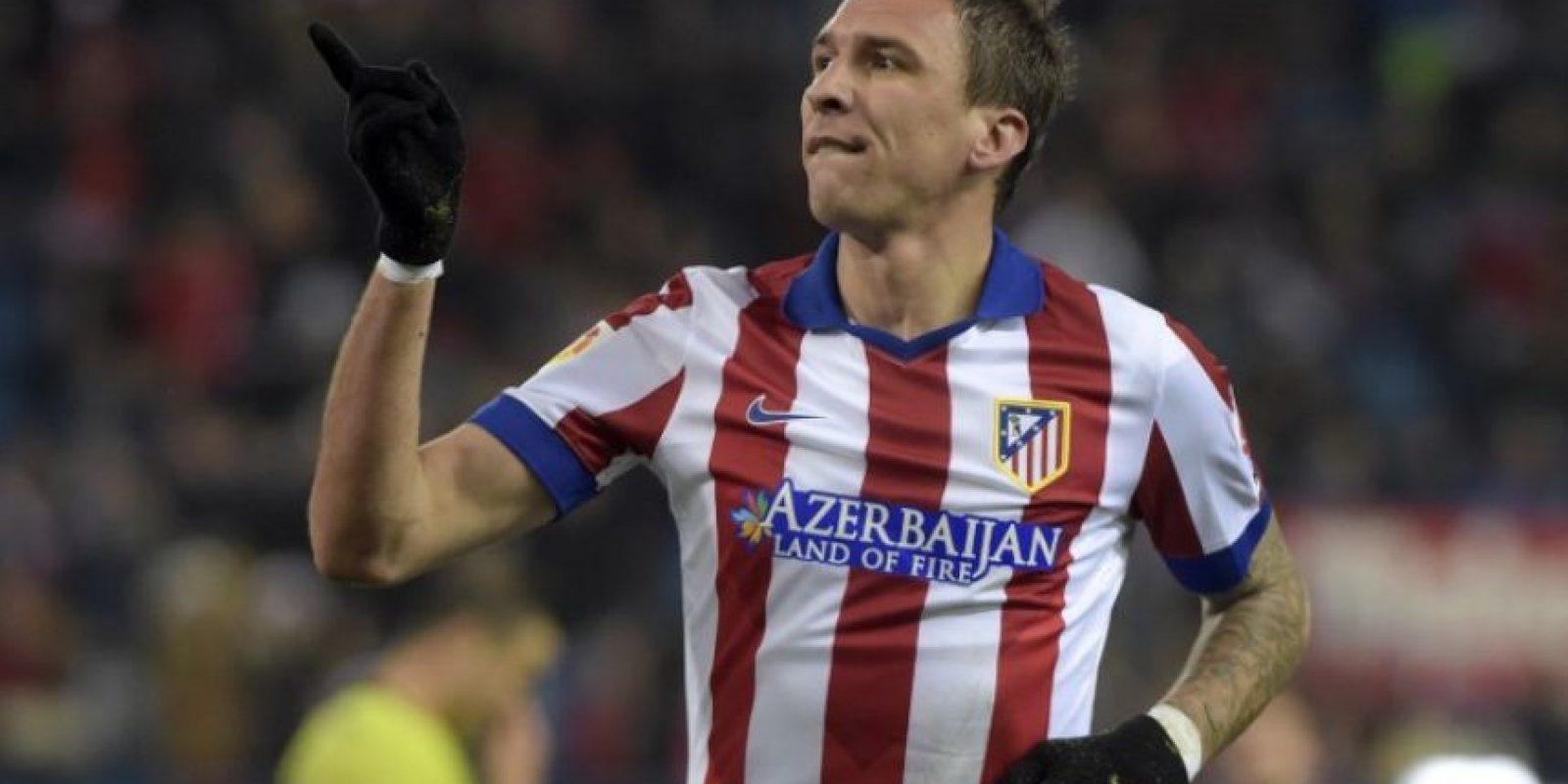 3. Atlético de Madrid Foto:AFP