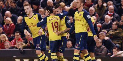 Los Gunners sumaron 10 mil 130 puntos Foto:AFP