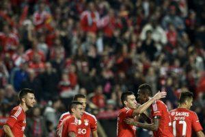 5. Benfica Foto:AFP