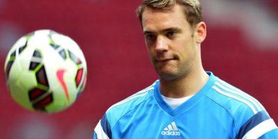 """Neuer no se ve """"favorito"""" para ganar el Balón de Oro"""