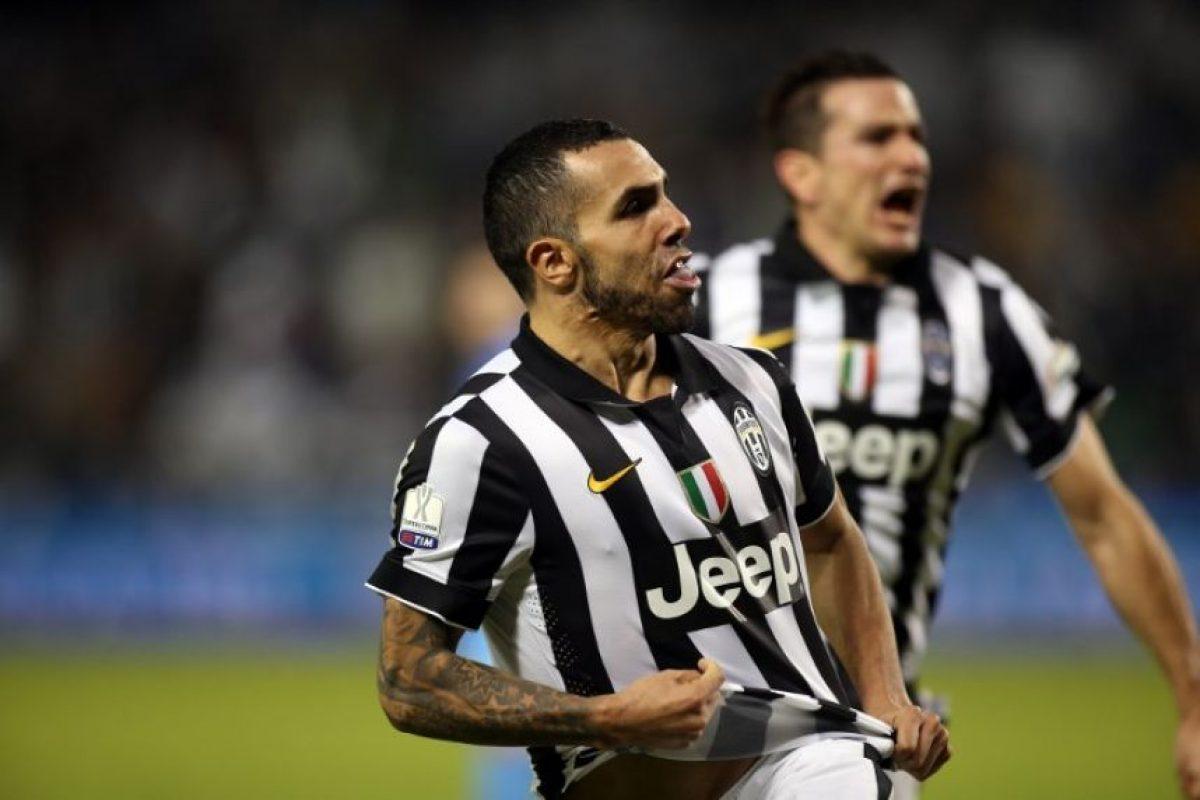 6. Juventus Foto:AFP
