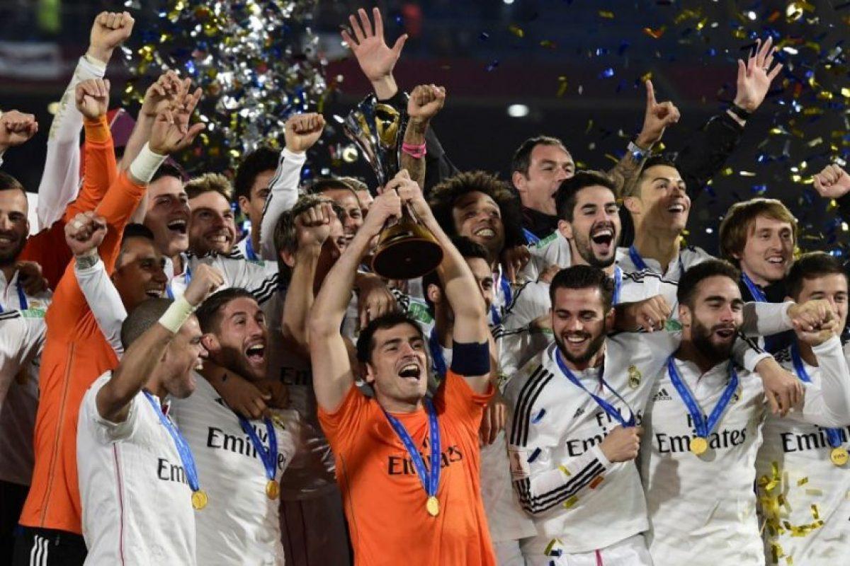 1. Real Madrid Foto:AFP