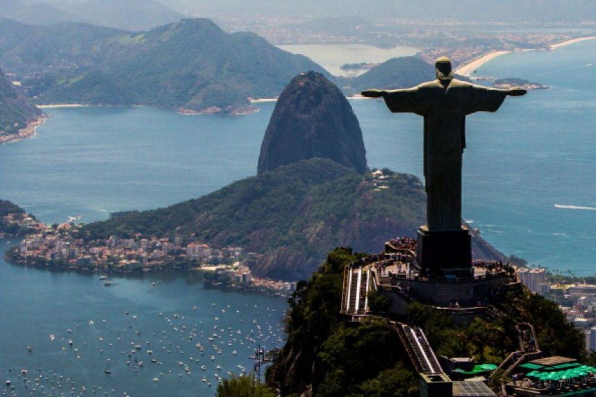 7. Brasil Foto:Getty Images