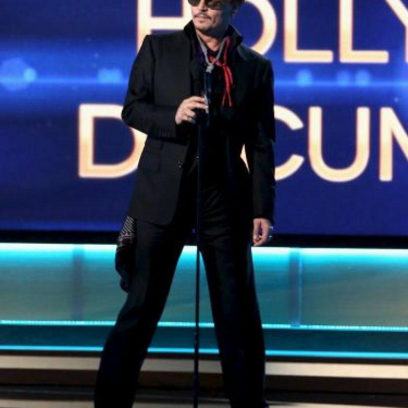 Es actor, productor, músico y pintor estadounidense Foto:Getty Images