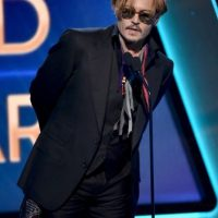 Johnny Depp nació en Owensboro, Kentucky, hijo de la camarera Betty Sue Palmer Foto:Getty Images