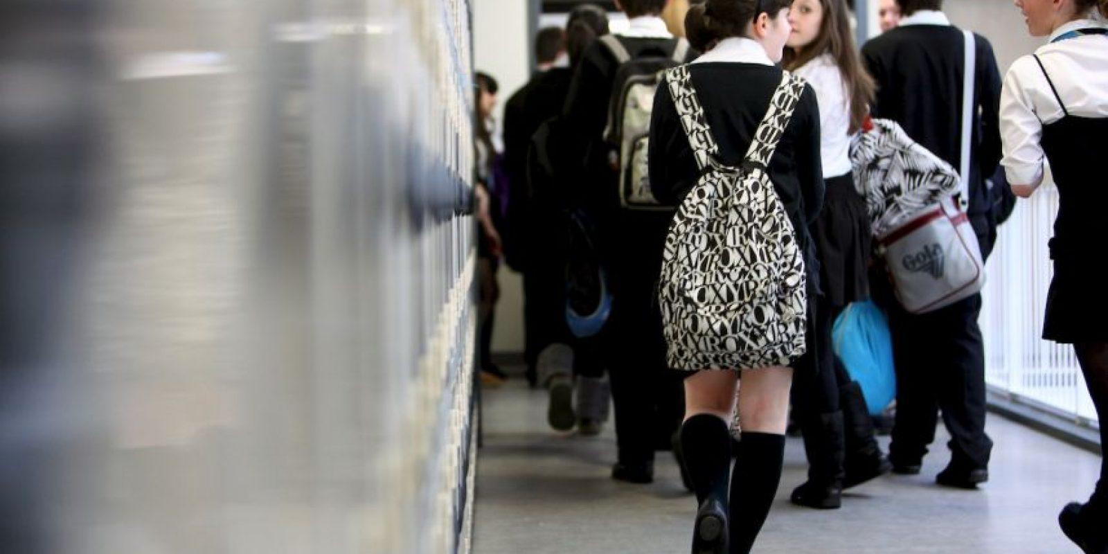 """""""Esa es la tendencia de hoy en día. Pero no podemos seguir permitiendo que nuestros hijos sean educados sobre el sexo en la calle y no en la escuela"""", añadió. Foto:Getty Images"""