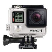 La cámara de aventura fotográfica cuenta con una resolución mejorada y un sistema de audio y capacidades de lapso de tiempo para escenas de muy poca luz por la noche. El Hero4 tiene una pantalla touch y Wi-Fi + Bluetooth incorporado. Desde US$399.99 (gopro.com) Foto:Archivo