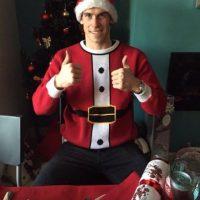 Gareth Bale, jugador galés del Real Madrid. Foto:twitter.com/GarethBale11