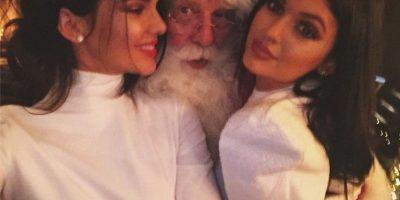 ¿Qué le habrán pedido a Santa? Foto:Instagram