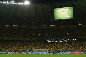 La crisis de Brasil en su Mundial comenzó con la lesión de Neymar en los cuartos de final Foto:Getty