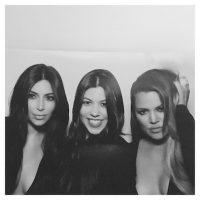 """""""Las mejores amigas de toda la vida"""", escribió Kim Foto:Instagram.com/KimKardashian"""