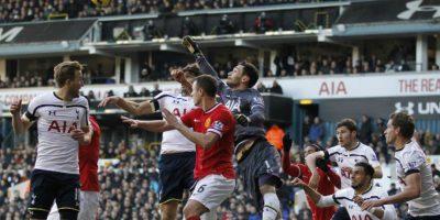 El United no pudo hacer de sus diabluras frente al Tottenham
