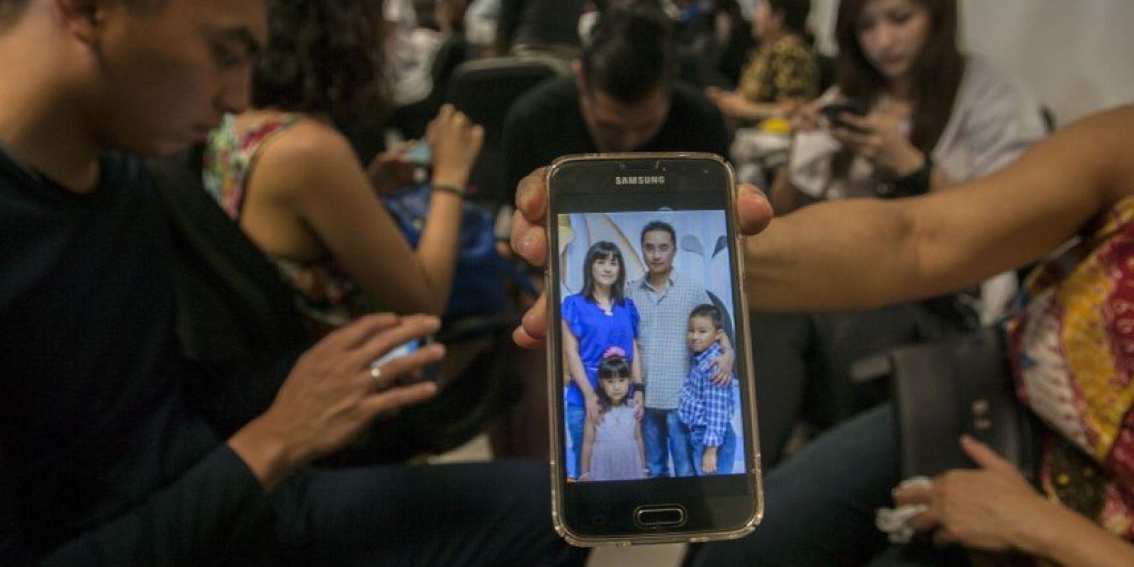 En el avión viajaban 162 personas. Foto:AFP