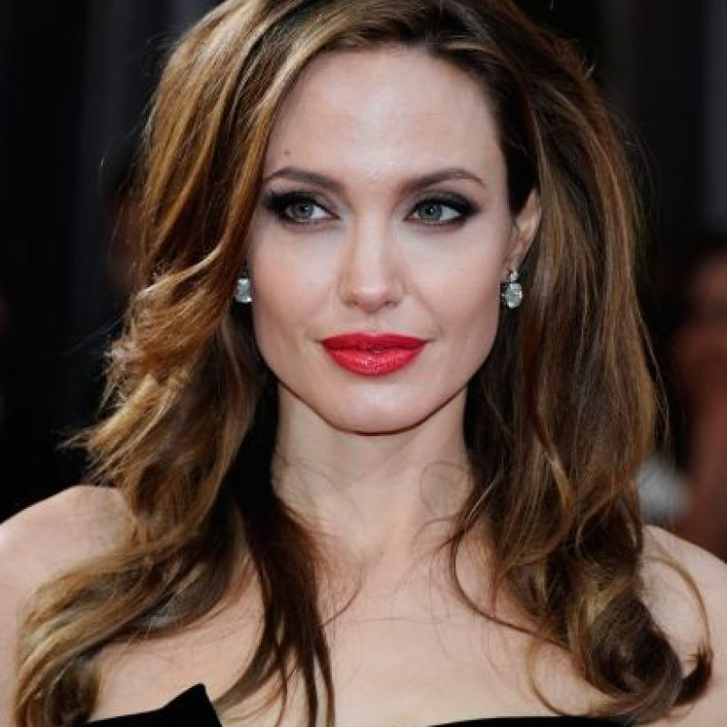 7- Angelina Jolie (758 millones de dólares). Foto:Getty Images