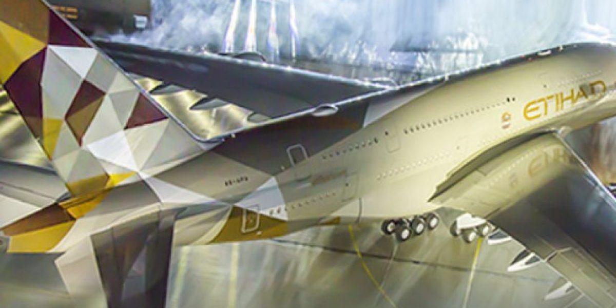 ¿Un penthouse con alas?: Conozcan este lujoso avión de Etihad Airways