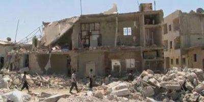 Atentado en la provincia Siria provoca seis muertos y diez heridos