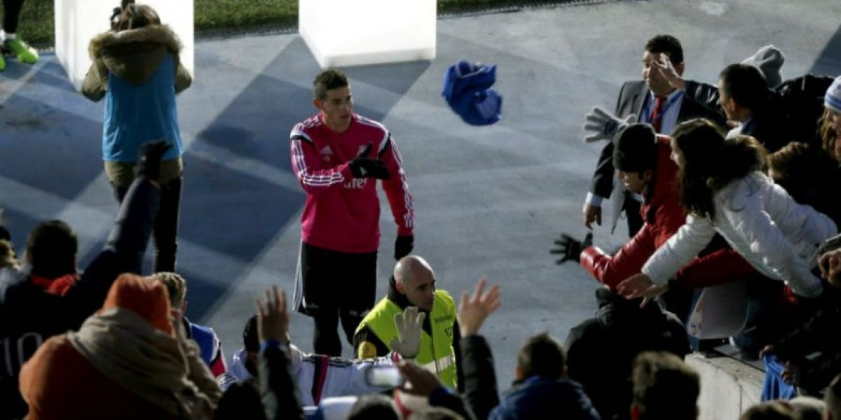 El Real Madrid vuelve al trabajo