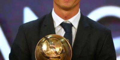 FOTOS: Cristiano Ronaldo, el mejor jugador del mundo de 2014