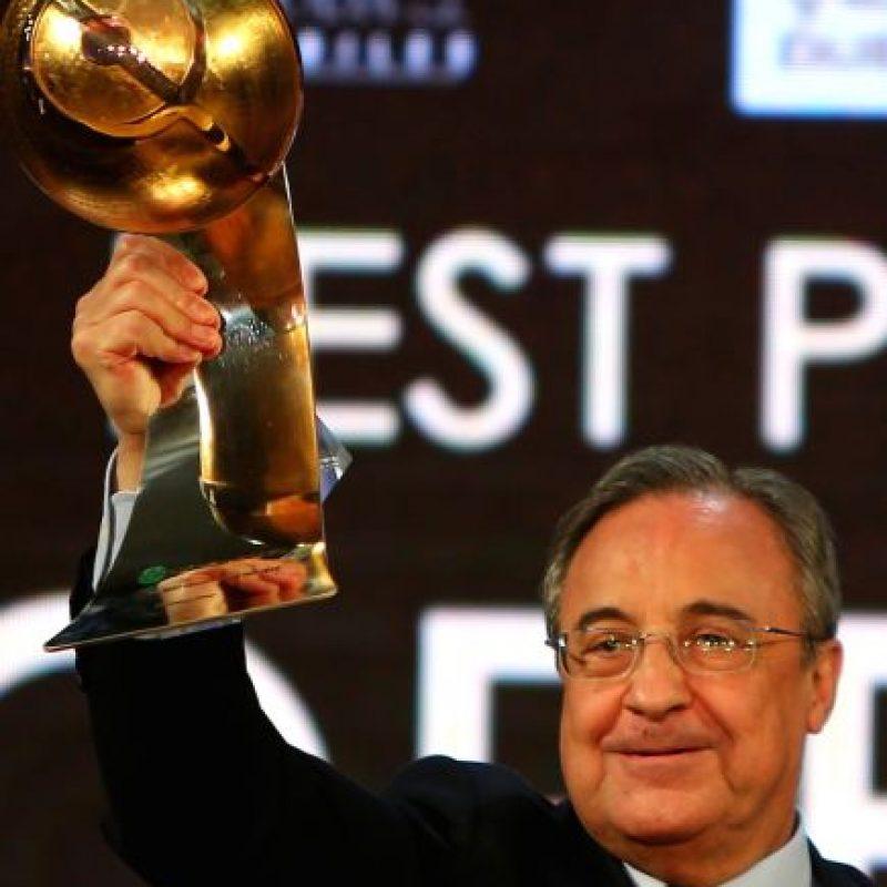 Pérez consiguió darle al Real Madrid su décima Champions League. Foto:AFP
