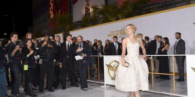 Volviéndose la segunda actriz más joven en recibirlo Foto:Getty Images